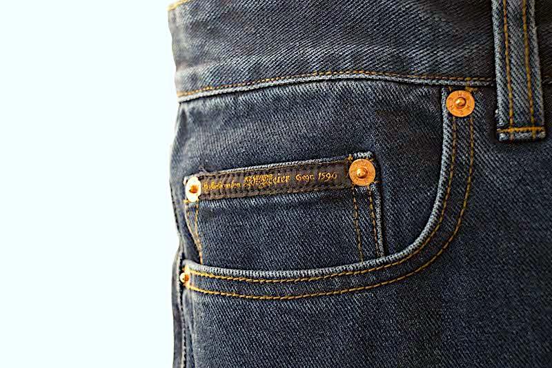 eine echte Jeans - die Gamserl Jeans - Ed. Meiers KhakiClub