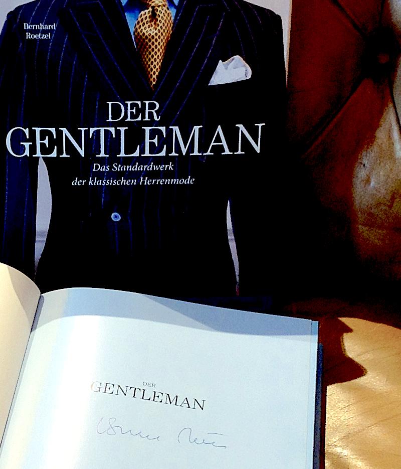 Bernhard Roetzel - Der Gentleman