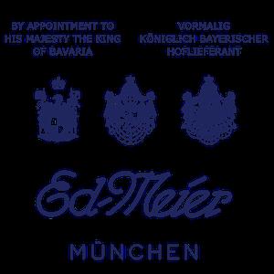 Ed.Meier München - Marke mit den Hoflieferantenwappen