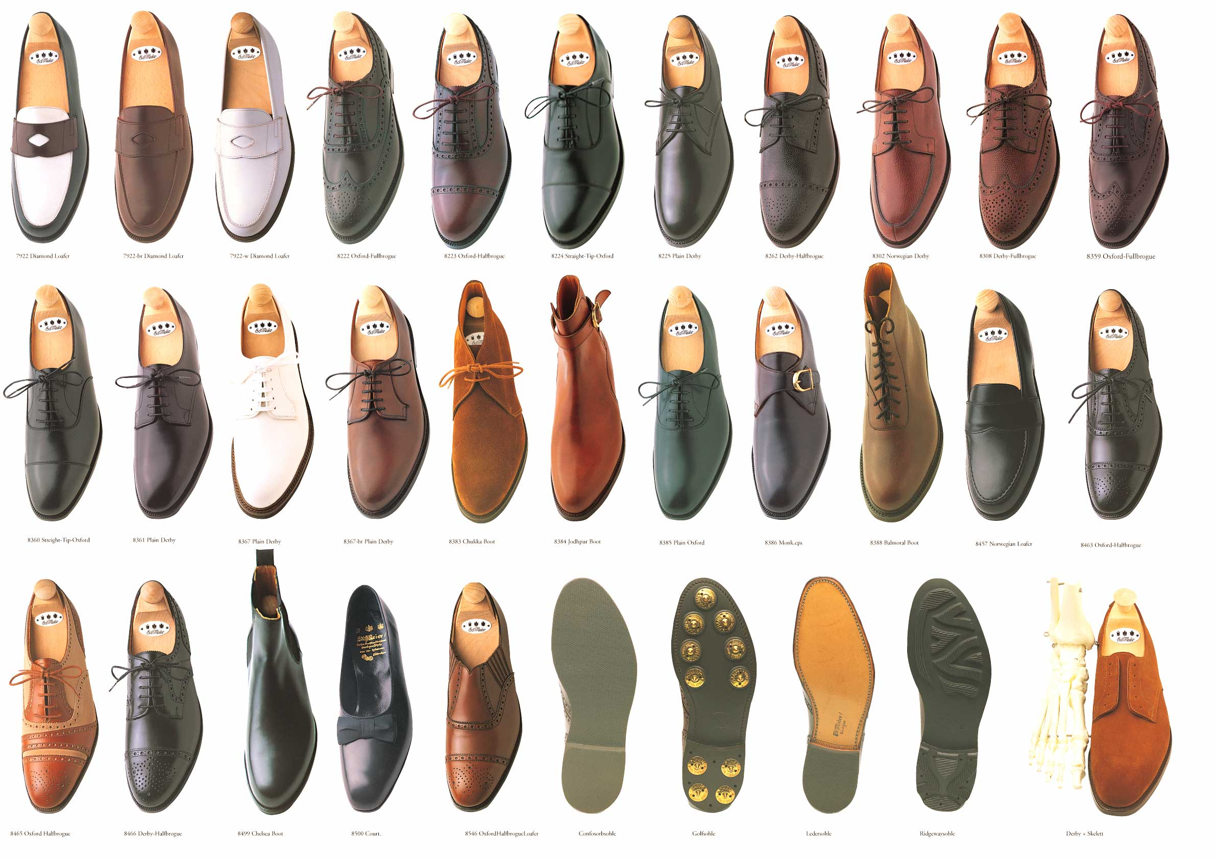 Brown Shoe Colors